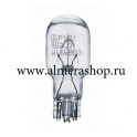 Лампа дополнительного стоп-сигнала w16w