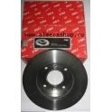 Тормозной диск передний без АБС