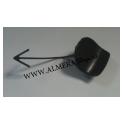 Заглушка крюка переднего бампера 00-01