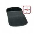 Противоскользящий NANO коврик (14,5х8,5) черный