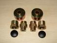 Комплект проставок переднего амортизатора 25 мм