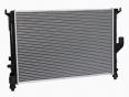 Радиатор основной МКПП для авто с кондиционером (штыри вверх)